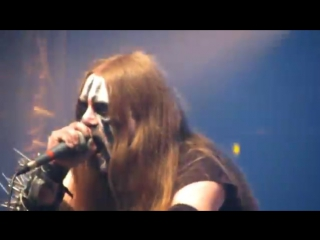 Carpathian Forest - Mask of the Slave (live Hellfest 2013)