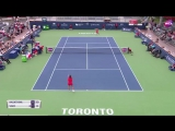 Shot of the Day - Daria Kasatkina, 2017 Rogers Cup Day 1