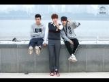 Jin, RAP Monster, Suga (BTS) - Adult Child