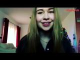 Интонация - In2Nation - Пускай (cover by Darina Mustafina),красивая девушка классно шикарно спела кавер,красивый голос,поёмвсети