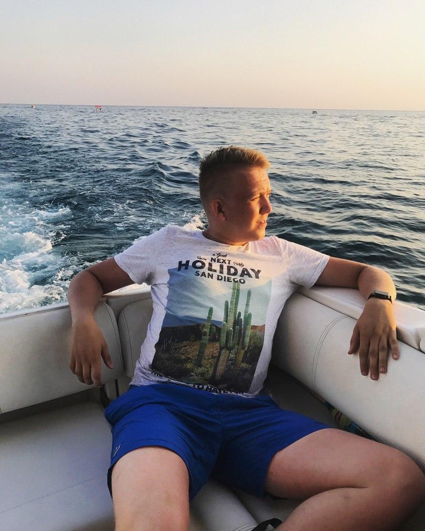 Максим Лаврушкин, Санкт-Петербург - фото №1