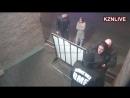 Казань. Разборки охранников Гадкого Койота.