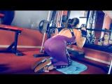 D.M.G. - Прокачка ягодичных мышц, приседание на коленях