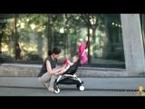 Легкая детская прогулочная коляска-трость BABYZEN YoYo БЕБИЗЕН йо йо