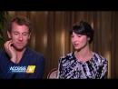 Outlander's Тобиас Мензис и Катрина Балф о том как быть родителями и работать с Софи Скелтон