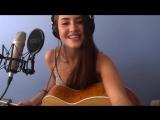 006 Catie Lee - Crazy In Love (Guitar Cover)