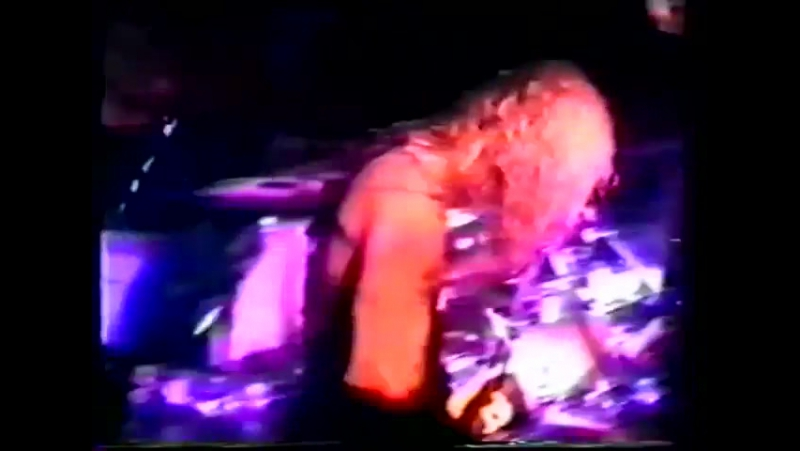 Metallica - London, United Kingdom [1987.08.20] Full Concert1