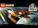 Lego Star Wars 7110. Droid Fighter. 1999