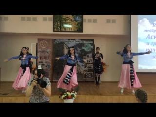 Я и греческий народный ансамбль национального танца