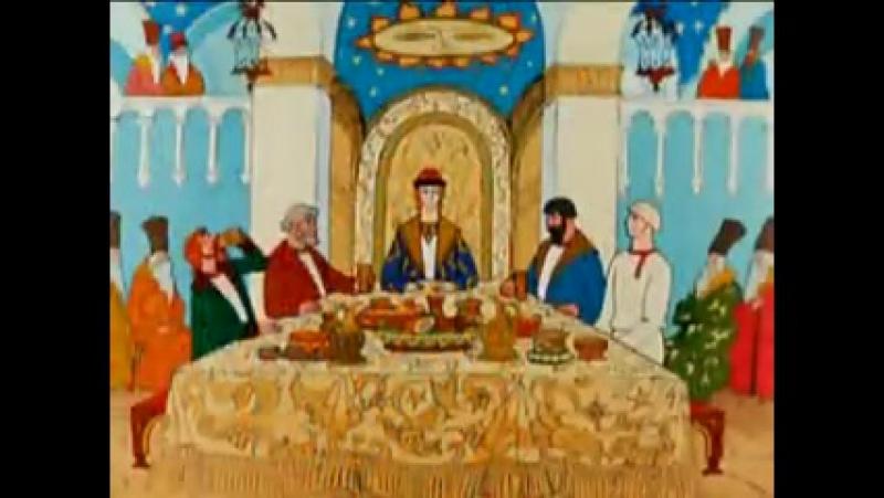 Сказка для Взрослых18(Мат) Царь Салтан: