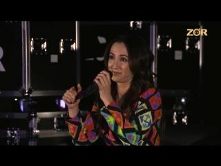 Полный первый тур проекта the Cover Up на телеканале ZOR TV
