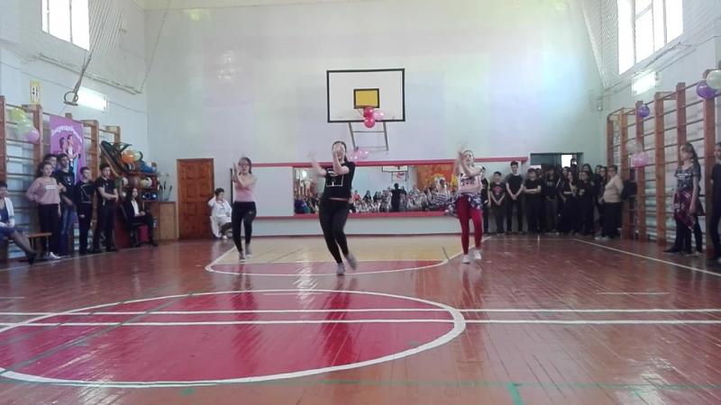 8в, танец класса