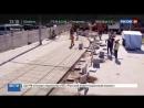 Собянин_ работы на площади Белорусского вокзала завершатся до 1 сентября