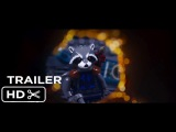 Guardians of The Galaxy Vol. 2 trailer in LEGO