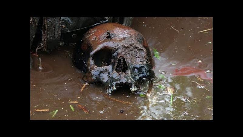 Без вести пропавшие в Ледяном Болоте, Раскопки Второй мировой N 67 \ Searching relics of WW2 N 67