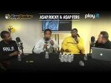 A$AP Rocky A$AP Ferg on Ian Connor Allegations - Rap Radar