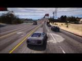 GTA 6 Графика -  REDUX - Audi R8 Gameplay! Ультра реалистичный PC Графический ENB MOD