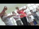"""Утренняя гимнастика в детском саду """"Олимпик"""" с программой """"Доброе утро"""""""