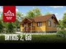 терем - дачный дом серии Витязь
