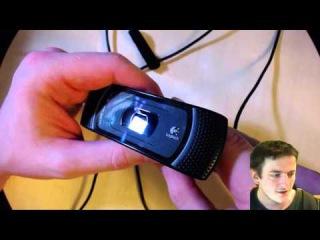 Вебкамера Logitech B910, C910 HD Pro ОБЗОР ▣ Компьютерщик