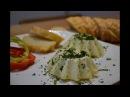 Кручёный Багет с Сыром и Порционный Омлет на Завтрак Baguette and scrambled eggs for Breakfast