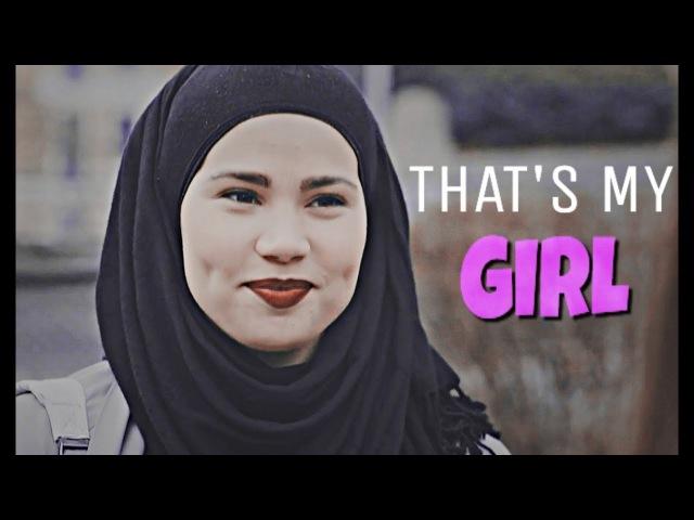 Sana Bakkoush ✗ That's my girl