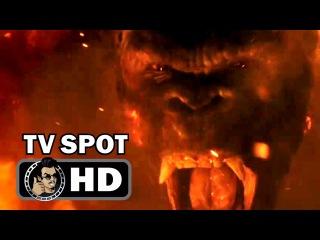 KONG: SKULL ISLAND TV Spot 5 - Man Is King (2017) Tom Hiddleston Action Movie HD