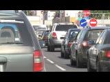 ГАИ Пинска предупреждает водителей о риске ДТП в жаркую погоду