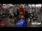 Jeremy Buendia Trains Shoulders with Hany Rambod 16 Weeks Out