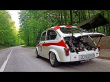 1977 Fiat Abarth 850 TC Race Car build