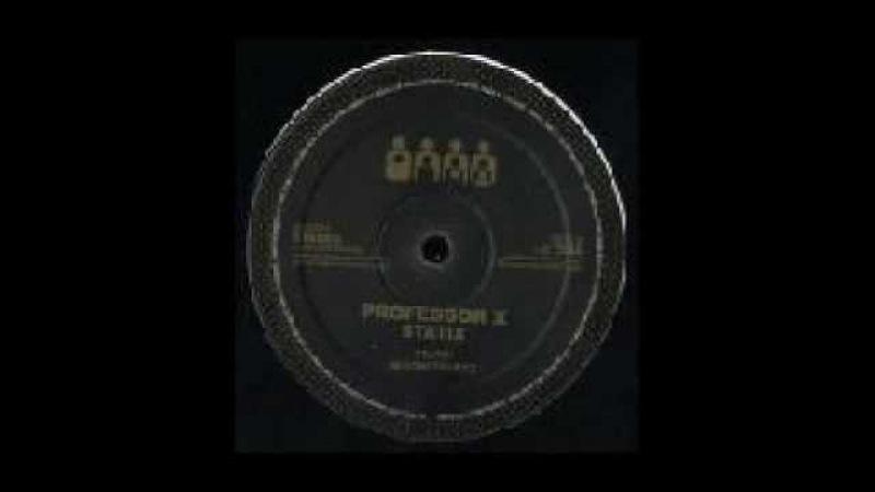 PROFESSOR X - Rekonstrukt X (Statix [Clone Records] )