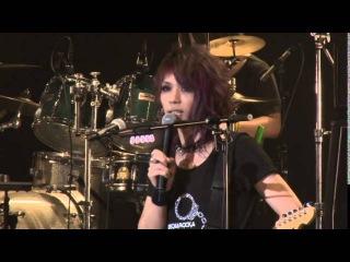 Qtie - Gotcharocka Live at AiiA Theater Tokyo 2014.09.23