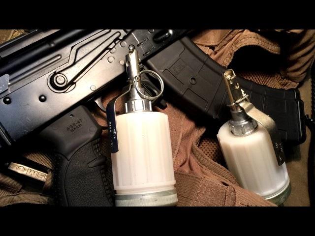 Анбоксинг армейского ящика специальных ручных гранат К-51 и обзор самой гранаты