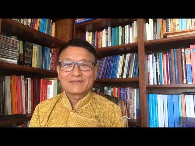 Тендзин Вангьял Ринпоче. Урок 1.