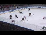 КХЛ (Континентальная хоккейная лига) - Моменты из матчей КХЛ сезона 16/17 - Гол. 1:3. Щитов Никита (