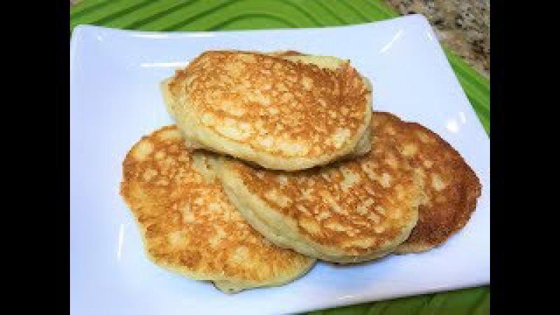 Быстрый Завтрак. Изумительные ТВОРОЖНЫЕ ОЛАДУШКИ (оладьи) . Fritters.