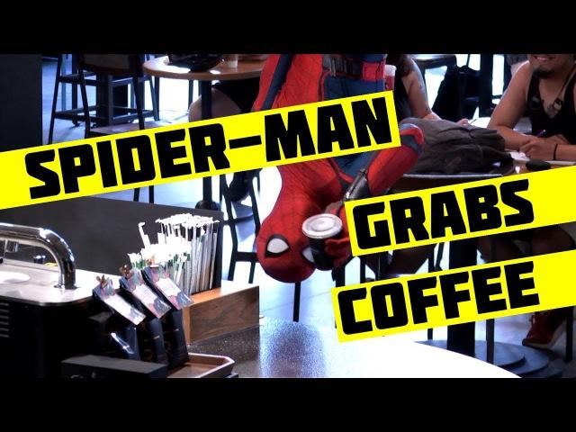Человек-Паук: Возвращение Домой | Промо-ролик