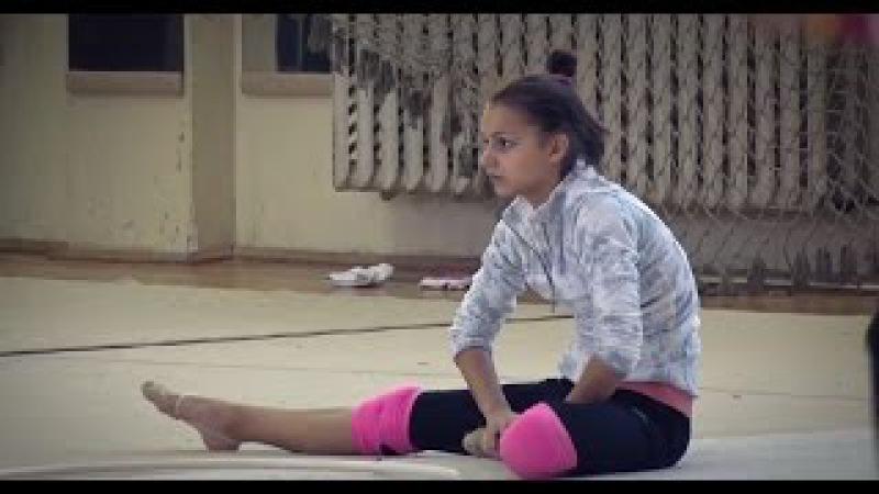 Волгоградская гимнастка Анна Корнеева: Чтобы идти к своей мечте, надо делать в д ...
