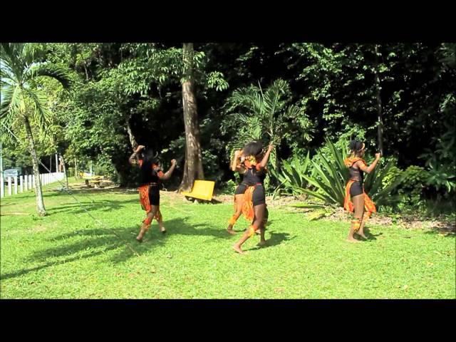 Afro House African Caribbean Folk Dance Choreography by Priscilla Gueverra AfricanDance