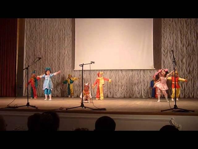 Танец Буратино