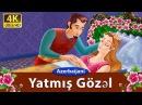 Yatmış Gözəl - Nağılları - Cizgi filmi azeri - 4K UHD - Azerbaijan Fairy Tales