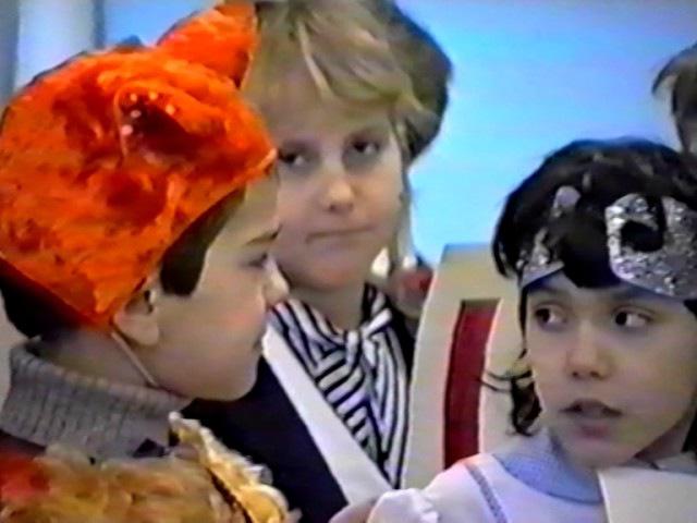 Школа 292 / 1А класс 27.12.1993 г / 3А класс 21.05.1996 / Санкт-Петербург