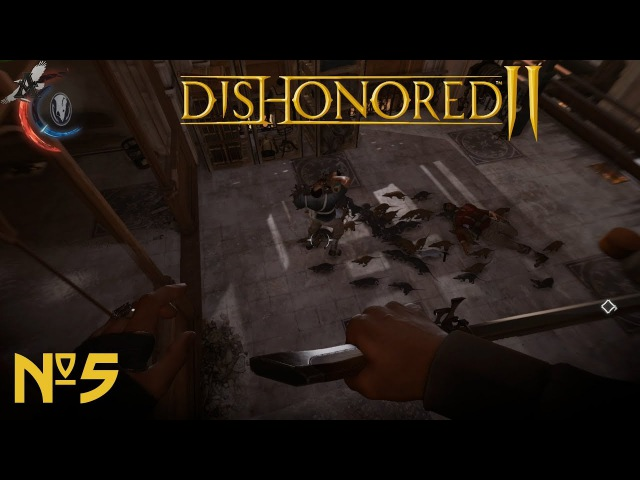 Dishonored 2 №5 Повелитель крыс