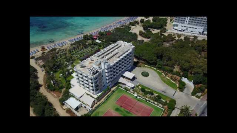 Alion Beach Hotel,Алион Бич Отель.Айя-Напа Кипр,Ayia Napa Cyprus.