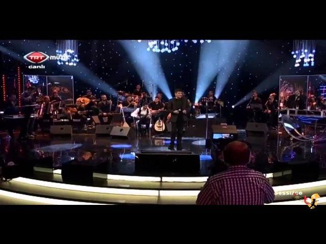 İbrahim Erkal Tutku Canlı Performans TRT Müzik Sessizce Programı 22 10 2013