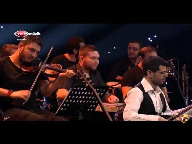 İbrahim Erkal Canlı Performans Yalnızım Geceden Yalnız TRT Müzik Sessizce Programı 22 10 2013