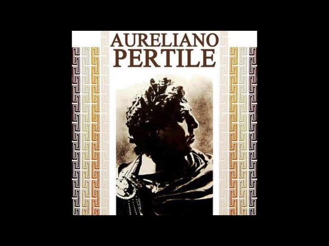 Aureliano Pertile L'anima Ho Stanca Audio HQ