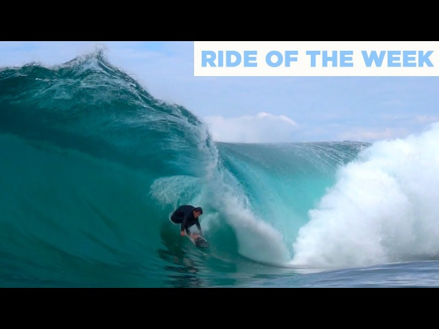 Monster Slab in Rio | Big Wave Surfing