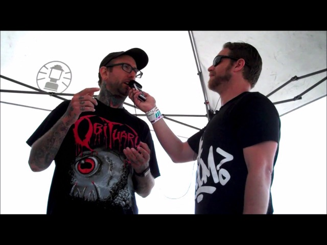 HAILS FROM THE CRYPT - ACACIA STRAIN 2 (WARPED TOUR 2017)