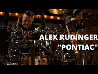 "Meinl Cymbals Alex Rudinger ""Pontiac"" Drum Video"